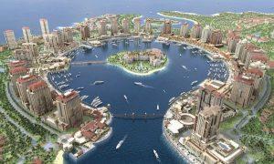 Qatar là đất nước có thu nhập bình quân đầu người cao nhất thế giớ