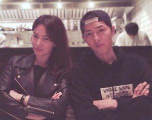 Song Hye Kyo lên tiếng về tin đồn hẹn hò với  Song Joong Ki  tại Bali