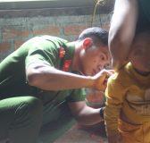 điều tra vụ bạo hành trẻ em, bạo hành đánh nhiều lân vào bộ phận sinh dục của trẻ