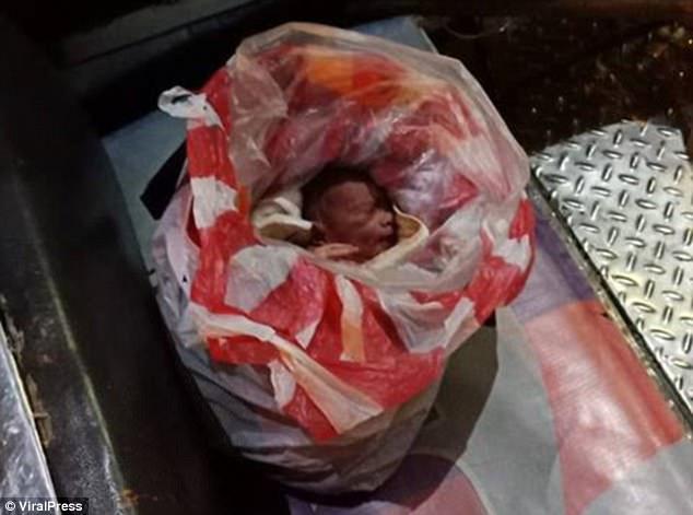bé sơ sinh bị bỏ rơi, xót xa bé sơ sinh bị bỏ rơi