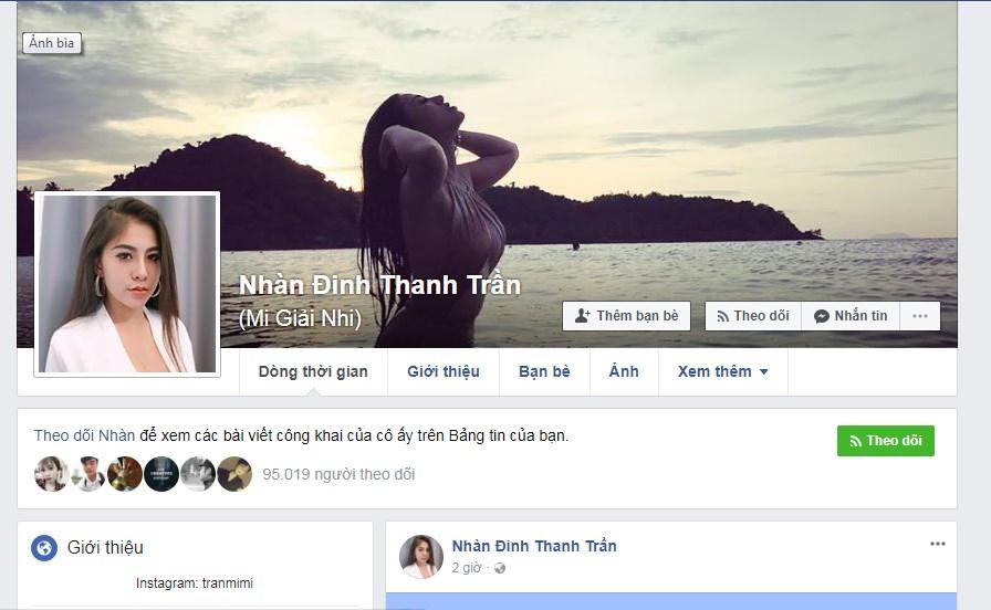 Truy tìm Facebook cô giáo dạy tiếng anh xinh như mộng, đa tài
