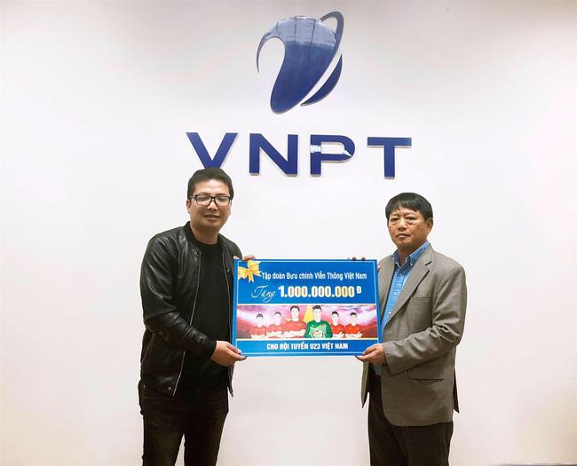 tiết lộ số tiền thưởng khủng dành cho U23 Việt Nam