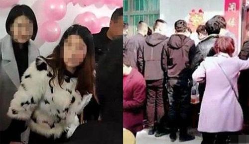 cô gái suýt liệt nửa người vì bị nhà trai bóp cổ trong đám cưới