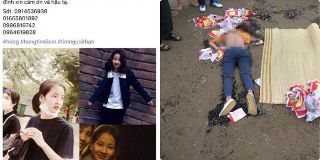 Nóng: Đã tìm thấy xác nữ sinh 96 bắt xe khách từ Nam Định về Thanh Hóa, áo bị xé rách có nhiều vết máu