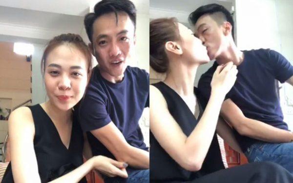 Khóa môi Đàm Thu Trang trên livestream, Cường Đôla tuyên bố không nhắc đến Hà Hồ