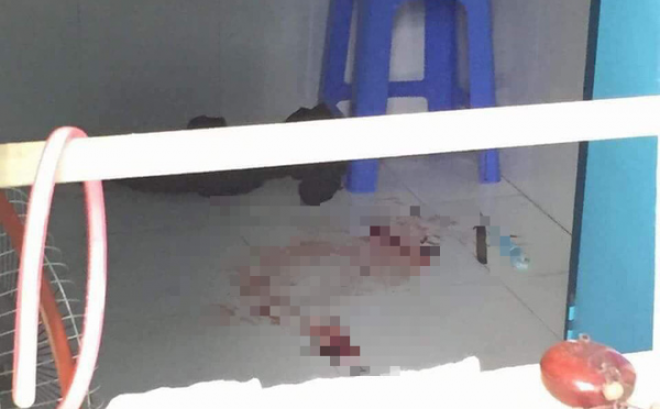 Bình Dương: Nam thanh niên cắt tay, siết cổ bạn gái đến chết rồi tự tử nhưng bất thành