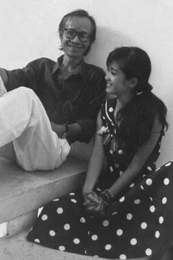 Hồng Nhung và nhạc sĩ Trịnh Công Sơn rất thân thiết lúc nhạc sĩ còn sống