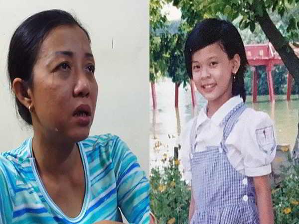 14 năm đi tìm con gái mất tích người mẹ khóc cạn nước mắt
