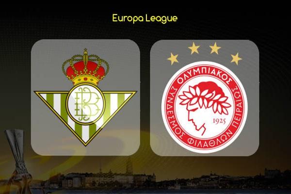 Nhận định Betis vs Olympiakos, 00h55 ngày 30/11 - Europa League