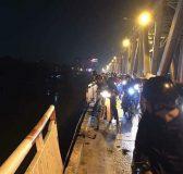 Danh tính nạn nhân vụ xe Mercedes rơi từ cầu Chương Dương