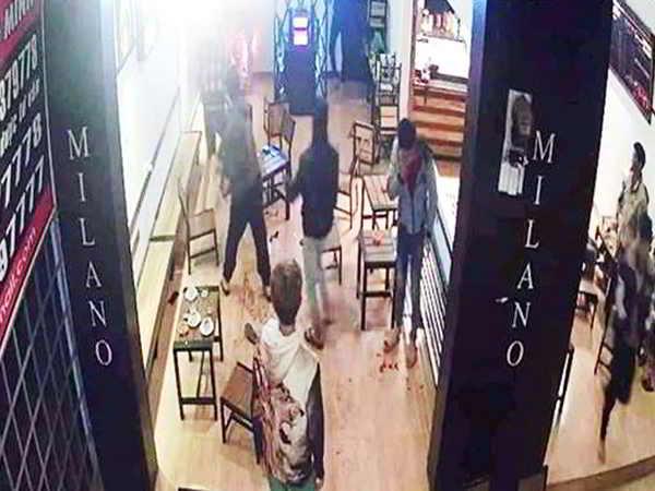 Bắt được 4 nghi phạm dùng mã tấu chém 6 thanh niên ở quán cafe