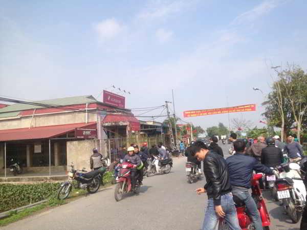 Bắt giữ đối tượng cướp ngân hàng ở Thái Bình, chém trưởng thôn bị thương