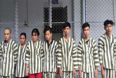 Bắt giữ nhóm sinh viên dàn cảnh cướp tài sản ở Sài Gòn