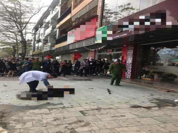 Gần tết thanh niên đi trộm hoa đào bị đánh tử vong
