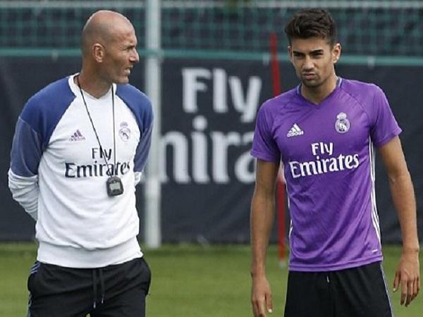 Tại sao Zidane quyết định trở về Real Madrid?