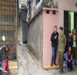 Thầy cúng cầm dao truy sát cả nhà hàng xóm khiến 2 người tử vong