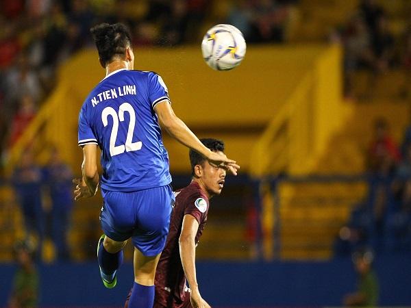Người Indo choáng váng vì bàn thắng của Tiến Linh
