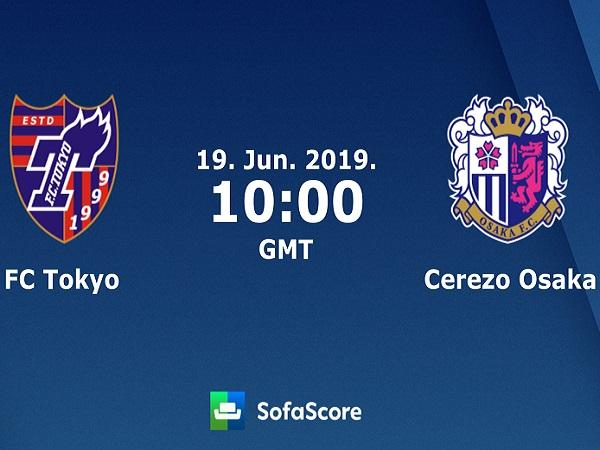 Nhận định FC Tokyo vs Cerezo Osaka, 17h00 ngày 19/06