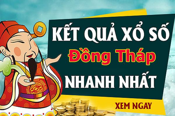 Soi cầu XS Đồng Tháp chính xác thứ 2 ngày 15/07/2019