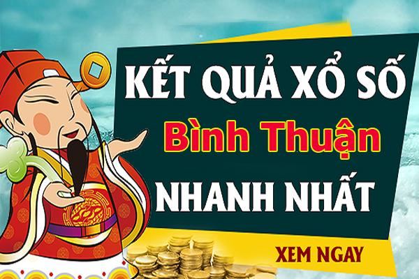 Dự đoán kết quả XS Bình Thuận Vip ngày 22/08/2019