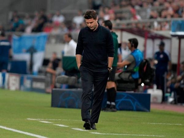 Pochettino phát cáu với học trò vì trận hòa Olympiacos