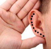 Nốt ruồi ở tai là điềm đen hay may?