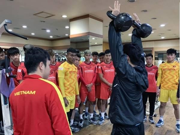 VFF giao chỉ tiêu cho U23 Việt Nam ở vòng chung kết châu Á 2020