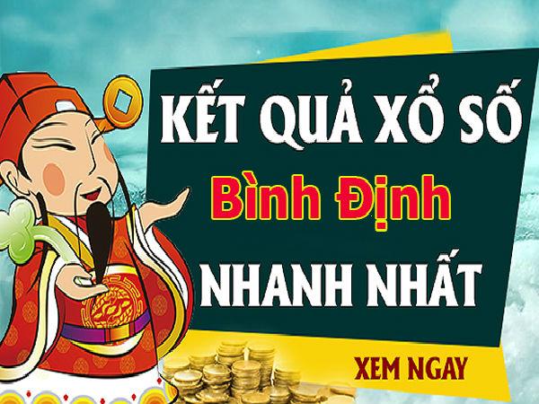 Soi cầu XS Bình Định chính xác thứ 5 ngày 05/12/2019