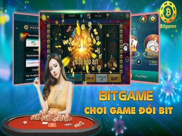 Chơi game đổi thẻ tại nhà cái uy tín nhất Việt Nam BitClub
