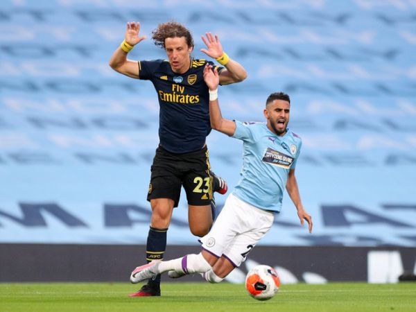 HLV Arteta không muốn cho Luiz thêm cơ hội