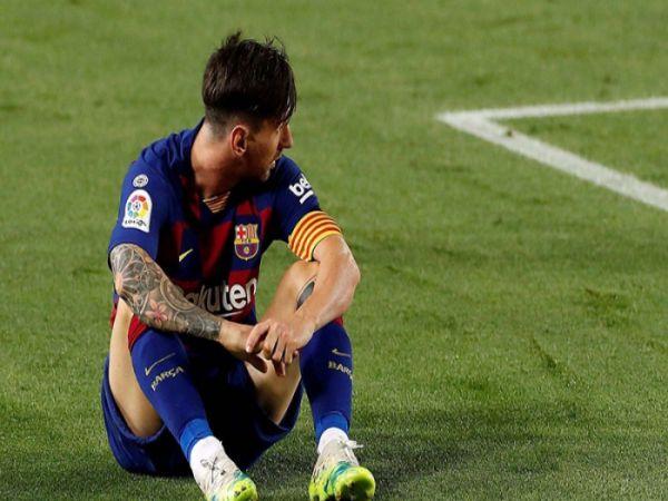 Chuyển nhượng trưa 24/8: Barca ra giá để Messi rời CLB