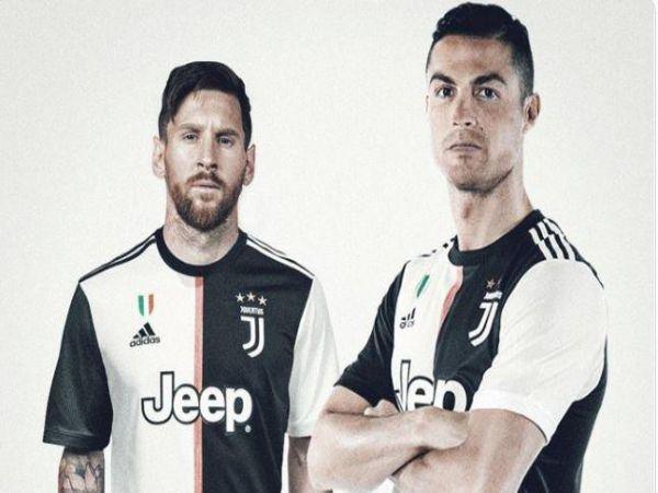 Tin bóng đá tối 29/8: Juventus ủ mưu đưa Messi về hỗ trợ cho Ronaldo