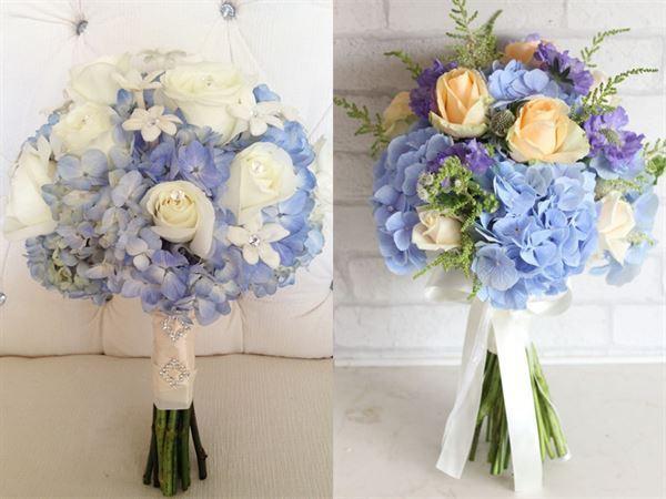 Màu hoa cưới mang lại may mắn cho cô dâu tuổi Tý