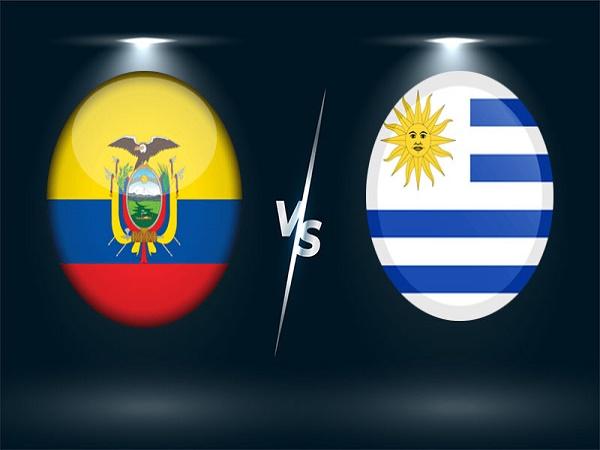 Soi kèo Ecuador vs Uruguay 04h00, 14/10 - Vòng loại World Cup 2022