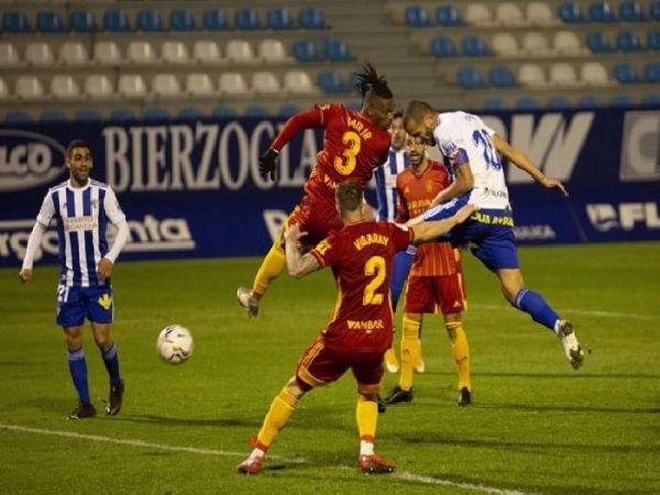 Nhận định, Soi kèo Zaragoza vs Ponferradina, 03h00 ngày 30/1