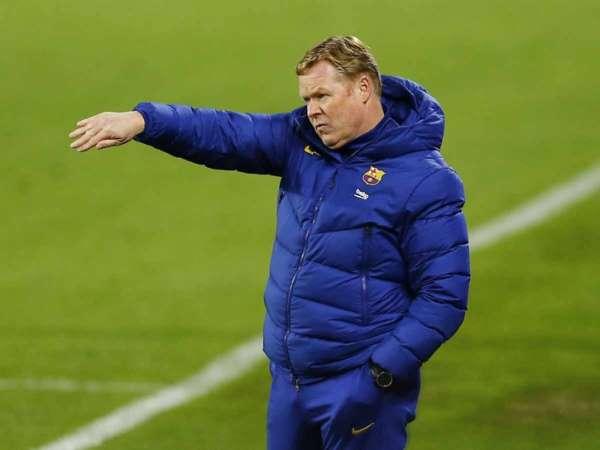 Tin bóng đá tối 3/3: Koeman gây áp lực với Barcelona