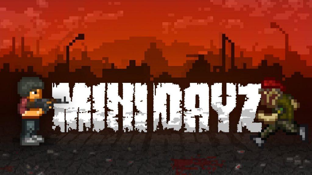 Tải ngay Mini DayZ 2 – Game sinh tồn theo phong cách 8bit chất lượng