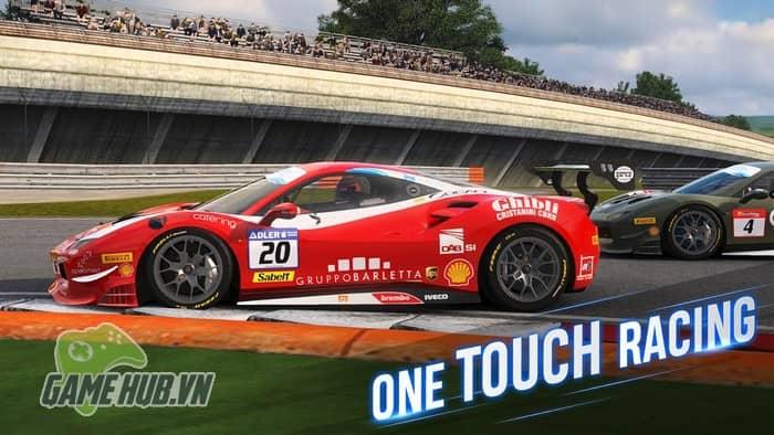 """Project CARS GO: Game đua xe cơ chế """"một chạm"""" hứa hẹn thay đổi cách bạn chinh phục đường đua"""