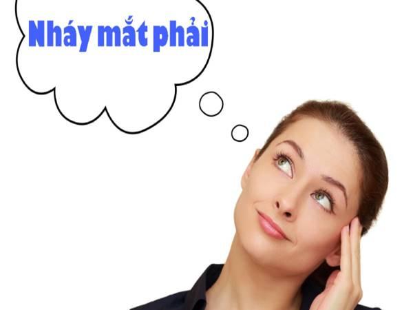 Nháy mắt phải nữ có điềm gì? Điềm báo Lành hay Dữ, Hên hay Xui?