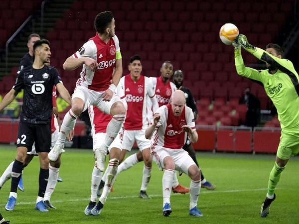 Nhận định tỷ lệ Ajax vs AS Roma, 02h00 ngày 09/4 - Cup C2