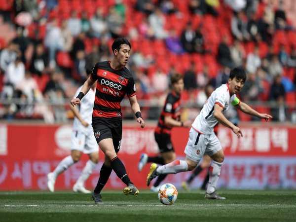 Nhận định trận đấu Pohang Steelers vs Gwangju1 (1)