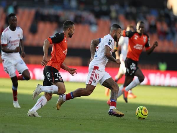 Dự đoán kèo Tài Xỉu trận Lyon vs Lorient (22h00 ngày 8/5)