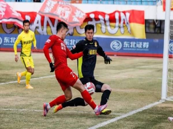 Nhận định kèo Suzhou Dongwu vs Wuhan Three Towns