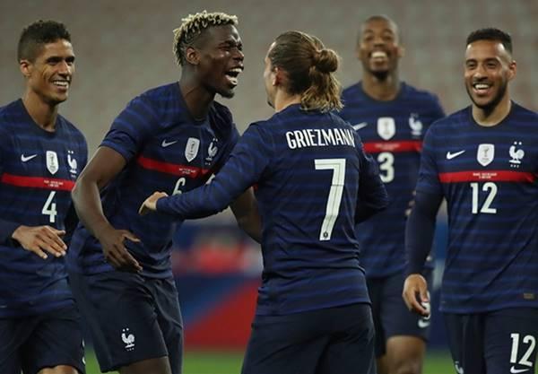 Đả bại Bulgari ĐT Pháp chuẩn bị tốt cho EURO 2020