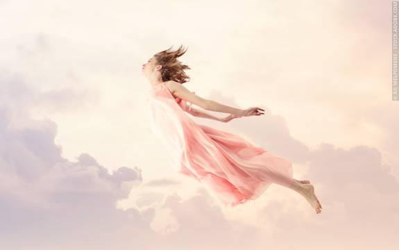 Mơ thấy mình đang bay điềm báo gì
