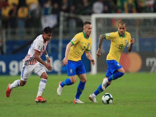 Nhận định tỷ lệ Paraguay vs Brazil, 07h30 ngày 09/06 - VL World Cup