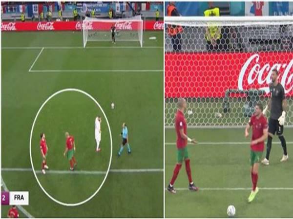 Thể thao 25/6: Pepe nổi điên với Rui Patricio