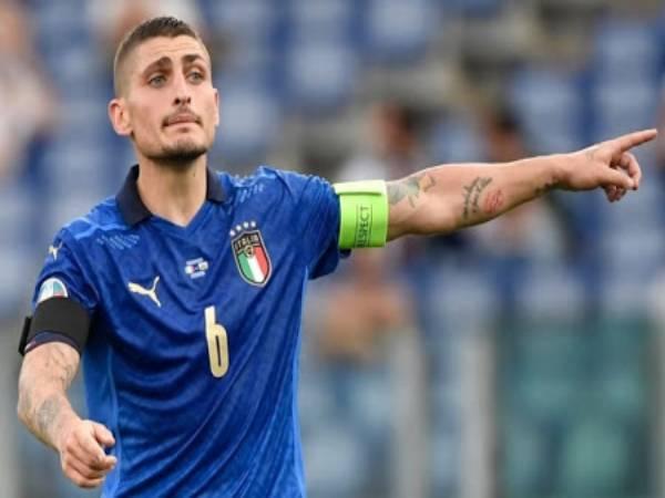 """Tin Euro trưa 3/7: Verratti: """"Bỉ đã đối đầu một đội bóng tuyệt vời"""""""