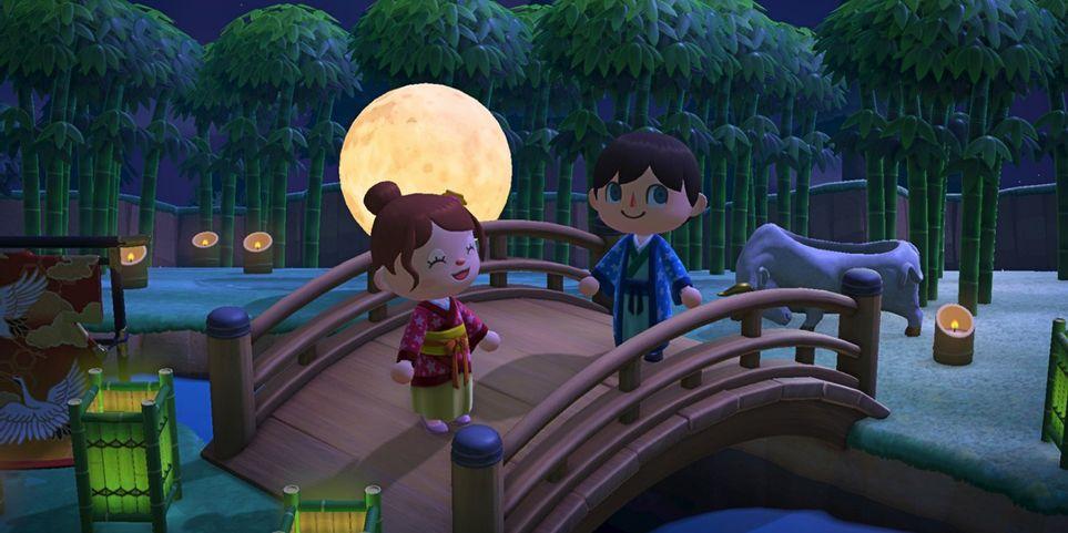 Animal Crossing: Mọi thứ mới vào tháng 8 năm 2021