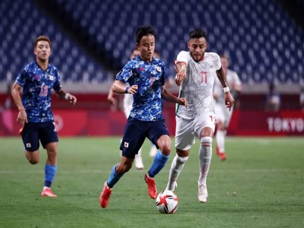 Nhận định U23 Nhật Bản vs U23 Tây Ban Nha (18h00 ngày 3/8)